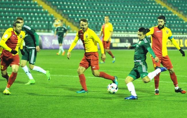 Український воротар пропустив курйозний гол, позбавивши команду перемоги