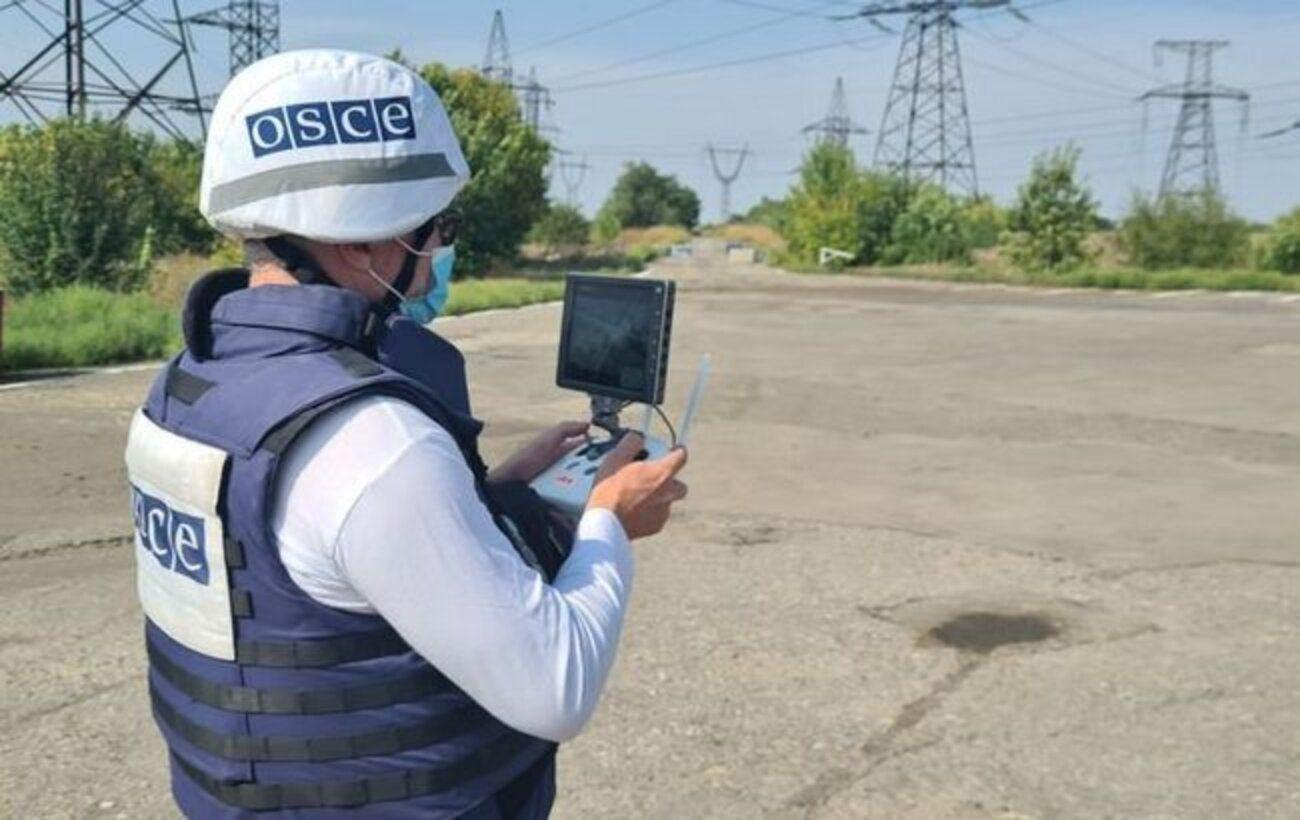 Миссия ОБСЕ зафиксировала 291 нарушение режима «тишины» на востоке Украины за сутки