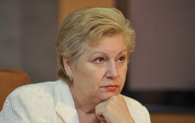 Фото: лидер харьковских коммунистов Алла Александровская