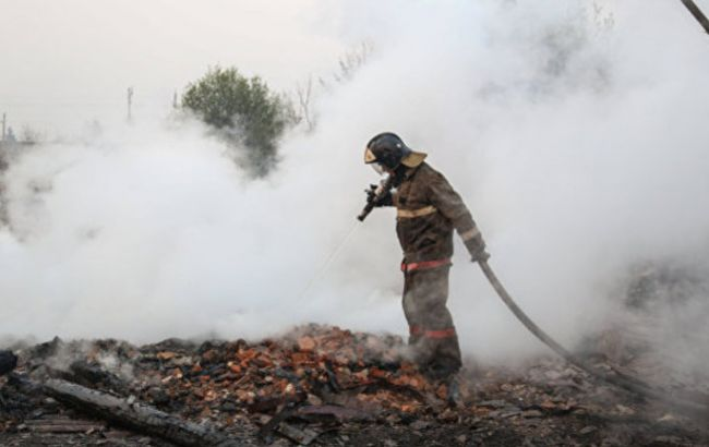Фото: майже у всіх областях зберігається пожежна небезпека