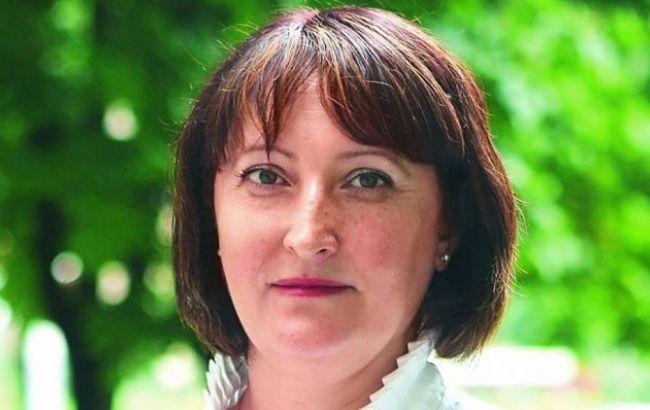 Фото: глава Национального агентства по предотвращению коррупции Наталья Корчак