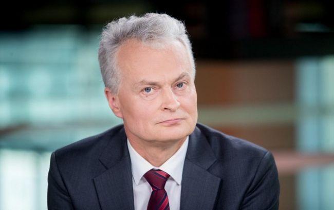 """""""Нормандский саммит"""": президент Литвы сделал заявление"""