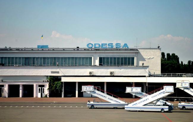 Фото: аеропорт Одеси