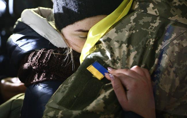 Фото: Освобожденный пленный (РБК-Украина)