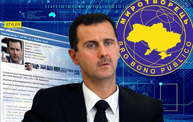 Башар Асад (Коллаж РБК-Украина)
