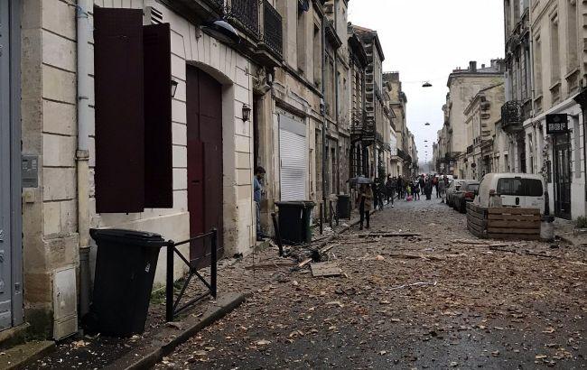 Взрыв во Франции: три человека ранены