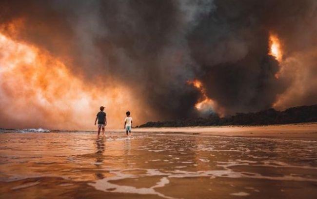 Австралия отказалась от помощи Украины в тушении лесных пожаров