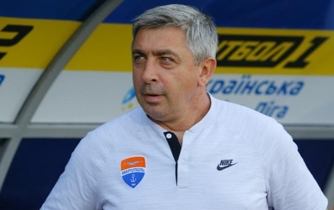 Офіційно. Бабич став тренером «Маріуполя»