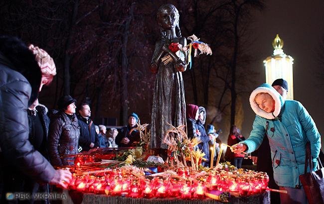 Свечу памяти в День памяти жертв Голодомора зажгут почти 70% украинцев