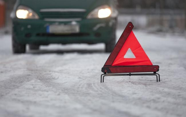Критический уровень аварийности зафиксирован в 3-х областях государства Украины