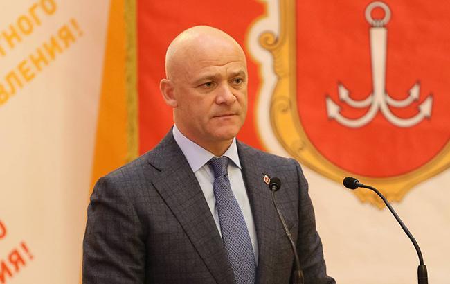 Геннадий Труханов - мэр Одессы