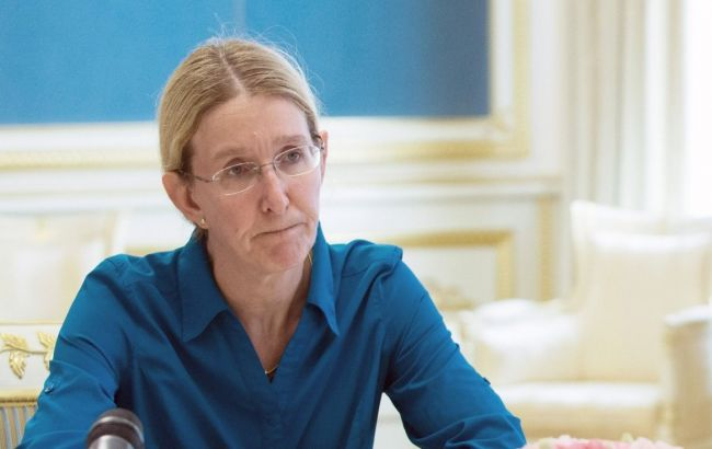 Омелян иСупрун выступили против предложенных ихминистерствам госсекретарей