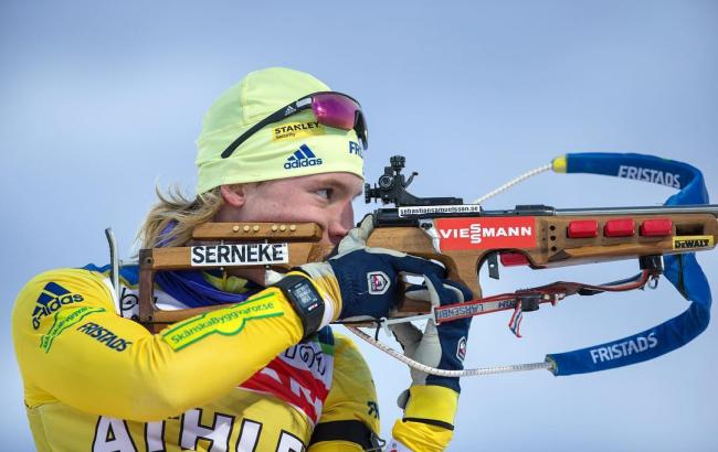 Шведский биатлонист призвал бойкотировать этап Кубка мира в РФ