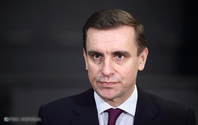 Заступник глави адміністрації президента Костянтин Єлісєєв (Фото: РБК-Україна/Віталій Носач)