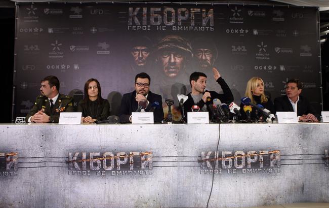 """Стало известно, какую сумму от проката """"Киборгов"""" получат семьи погибших героев"""