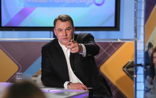 Фото: Пропагандист Петр Толстой (77.rodina.news)