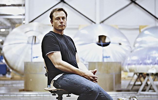Фото: Ілон Маск (Tesla Motors)
