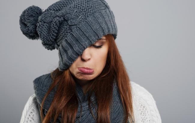 Фото: Зимняя депрессия (Gismeteo)