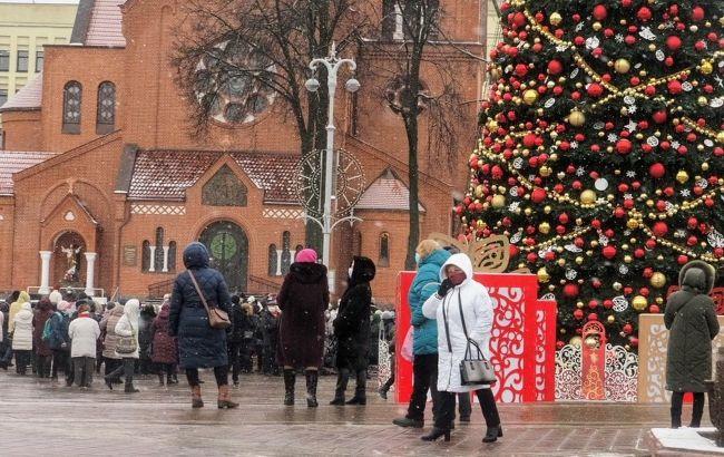 "В Минске разогнали ""Марш мудрости"" и задержали почти всех участников"