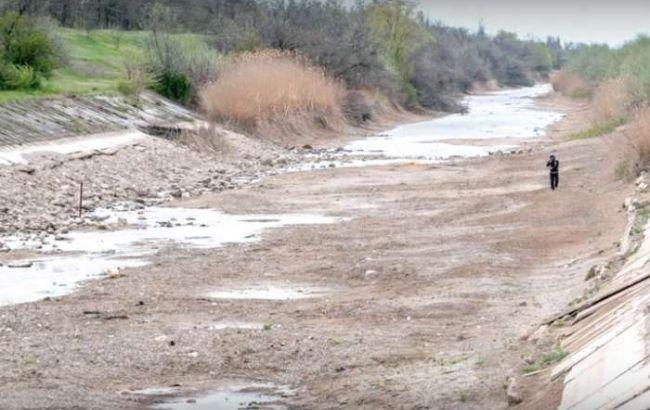 Водных ресурсов Крыма хватит только на млн человек,— НАН Украины