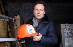 Фото: Директор Музею Майдану Ігор Пошивайло (РБК-Україна)