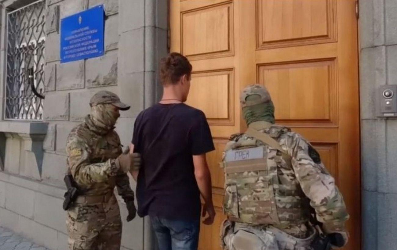 В Крыму задержали украинца за якобы призывы к экстремизму