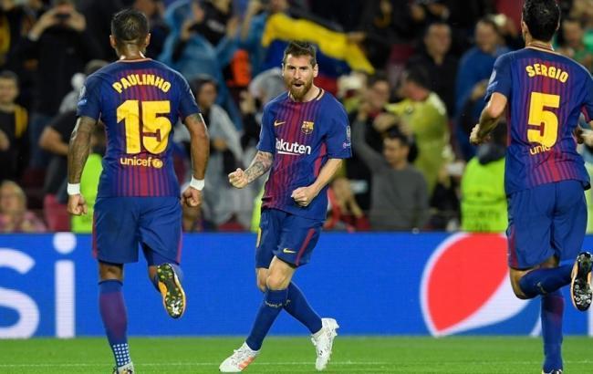 Фото: Лионель Месси (uefa.com)