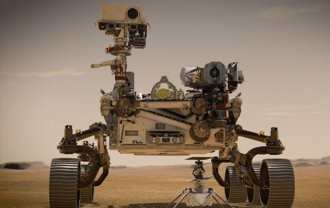 NASA сьогодні посадить на Марс ровер Perseverance. Трансляція
