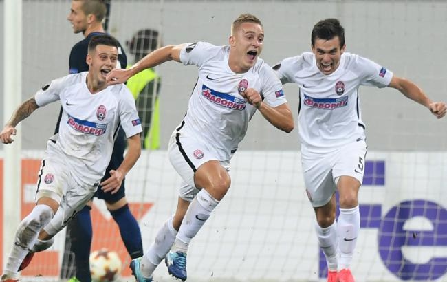 Фото: Заря - Герта (uefa.com)