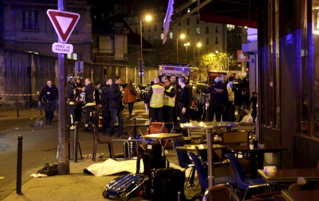 Влада Франції встановила особу третього нападника на театр Bataclan
