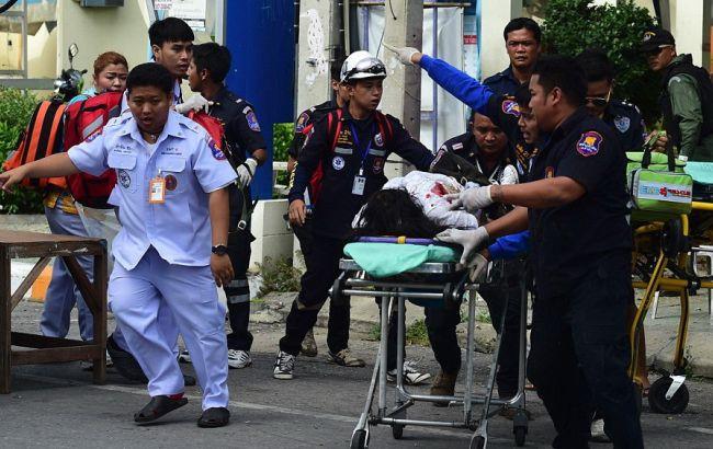 Фото: на юге Таиланда нашли еще две бомбы
