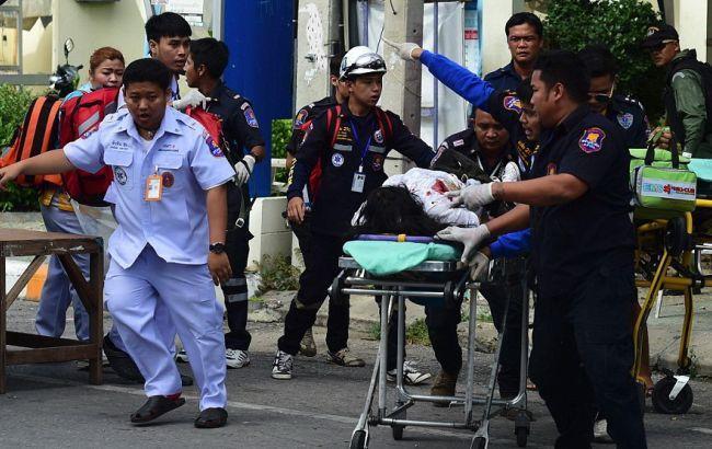 Фото: в Таиланде прогремела серия взрывов