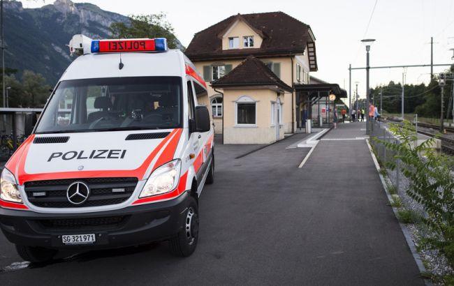 Фото: полиция Швейцарии