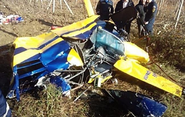 Фото: число жертв аварії літака в Криму зросла до трьох