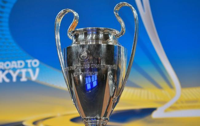 Фото: кубок Лиги чемпионов (twitter.com/ChampionsLeague)