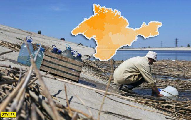 Не треба плекати ілюзій: вчений розвінчав міфи про запаси води в окупованому Криму