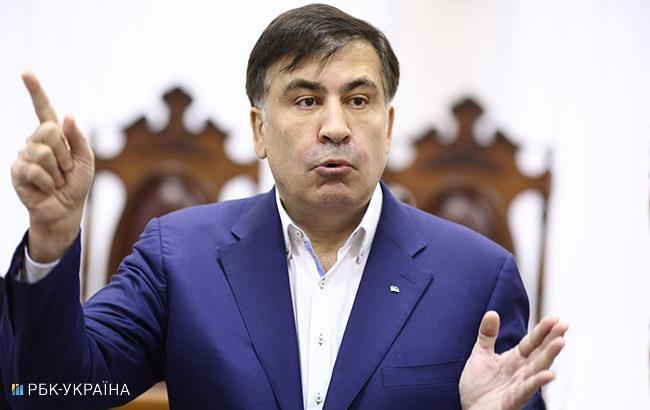 Саакашвили получил удостоверение личности, позволяющее жить и работать в ЕС