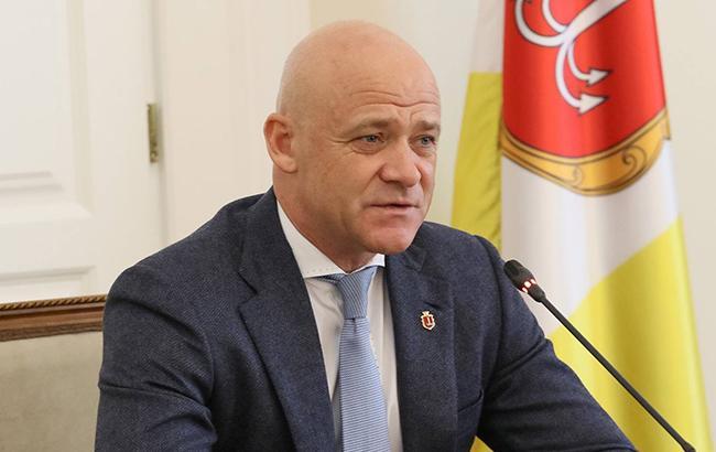 САП ініціює відсторонення Труханова з поста мера Одеси
