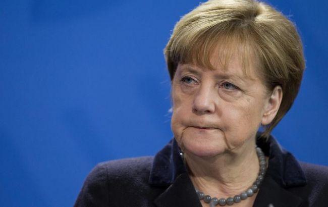 Мыприветствуем реформы вгосударстве Украина ибудем помогать их воплотить — Меркель