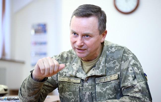 Генерал Грунтковский считает, что украинскую армию сплотила война (Виталий Носач, РБК-Украина)