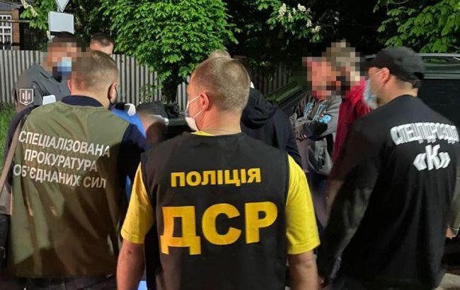 Военкома в Луганской области задержали на взятке: обещал помощь в уклонении от службы