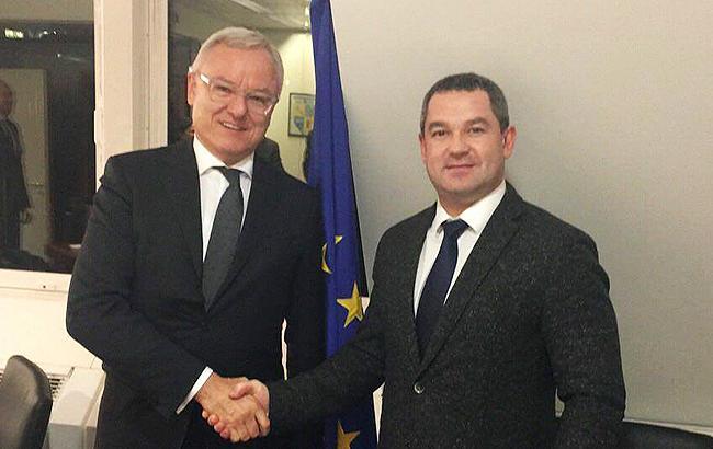 ЄС виділить 28 млн євро на реформування ДФС в рамках проекту Тwinning
