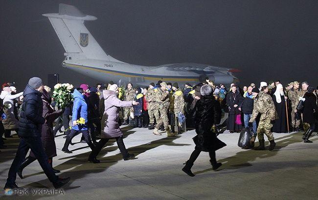 В СБУ назвали число освобожденных заложников из плена боевиков