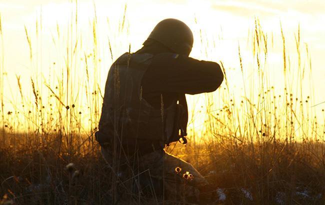 В зоне АТО за сутки погиб один украинский военный, 5 травмированы, - штаб