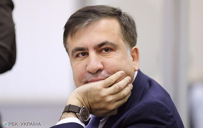 """""""Очень нудно"""": Саакашвили рассказал, как устроился в Европе"""