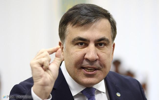Саакашвили могут депортировать в Польшу, - источники