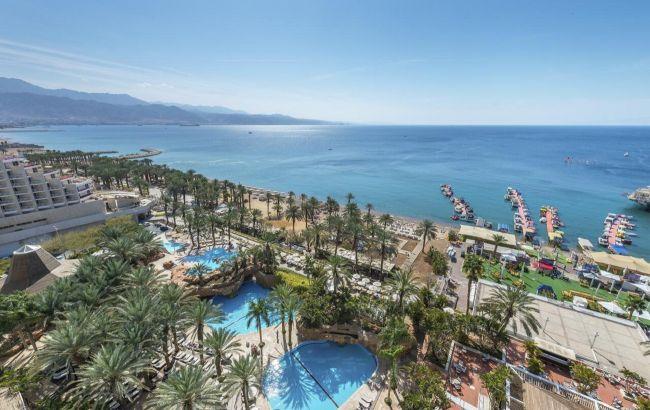 Уже в феврале: на израильском курорте готовятся принимать туристов