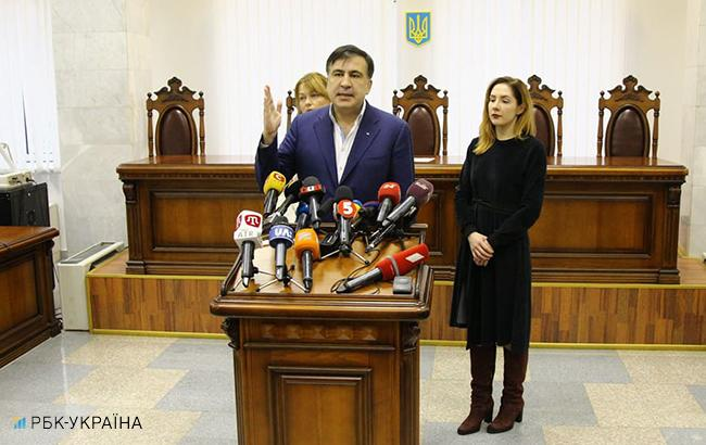 Фото: Михаил Саакашвили (РБК-Украина)