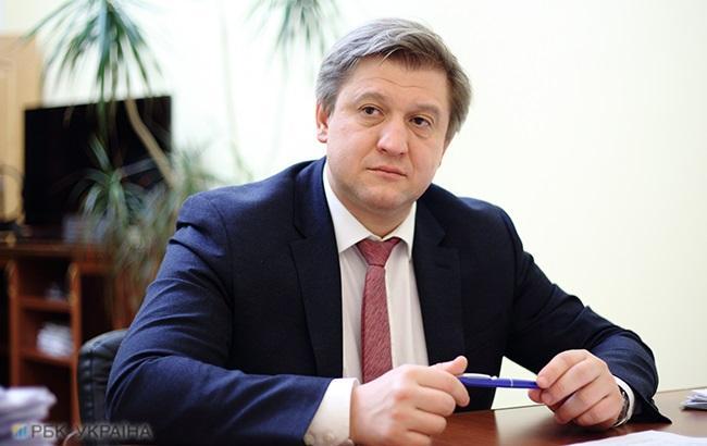 Олександр Данилюк: Не потрібно істерик і піару там, де мова йде про державні гроші