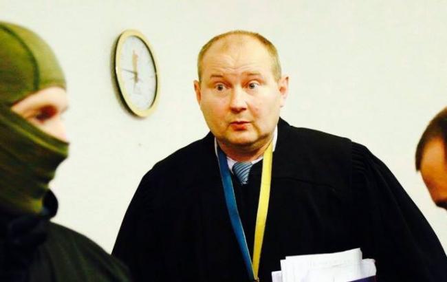 А.Сытник неисключает пребывания судьи Н.Чауса вРеспублике Беларусь